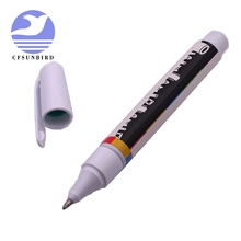 CFsunbird Conductive Ink ปากกาอิเล็กทรอนิกส์วงจรวาดทันที Magical ปากกาวงจร DIY Maker นักเรียนเด็กการศึกษาสีดำ/ทอง