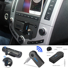 Wireless Aux USB Nexia Bluetooth Transmitter For Audio Receiving Automotive Hands-free Calls Aux Turn 3.5 Speakers
