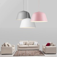 LED pendant lights 7W 12W 85 265V vintage lamp Simple European style lamps hanging lamps Free Shipping