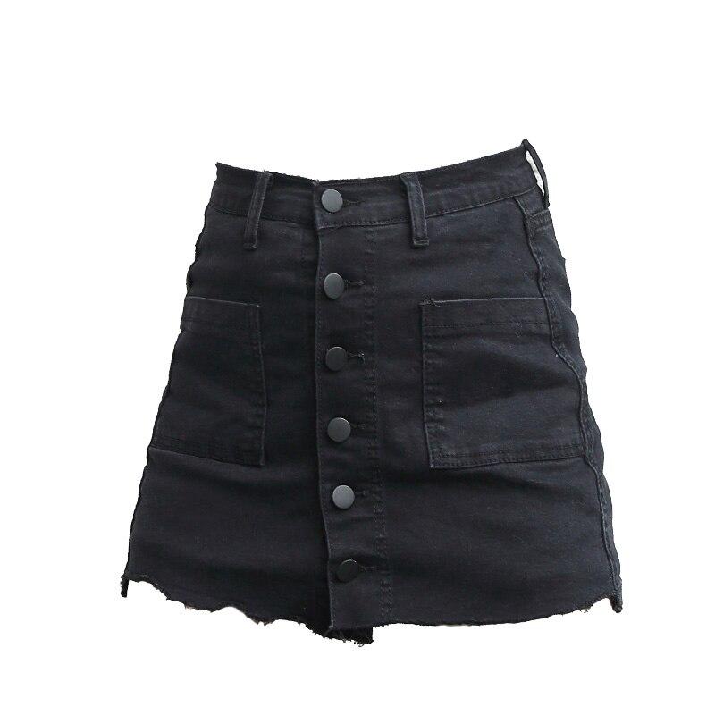 Online Get Cheap Knee Length Jean Skirt -Aliexpress.com | Alibaba ...