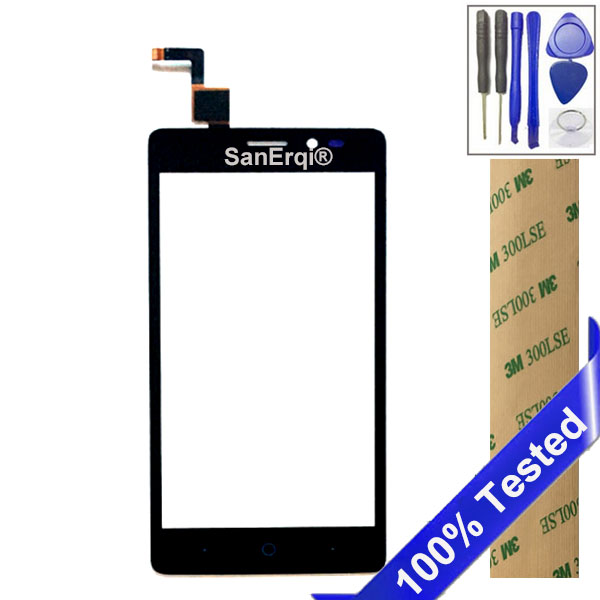 SanErqi For ZTE Blade V2 Lite A450 Touch Screen Digitizer Sensor Pannel Glass Panel TouchScreen