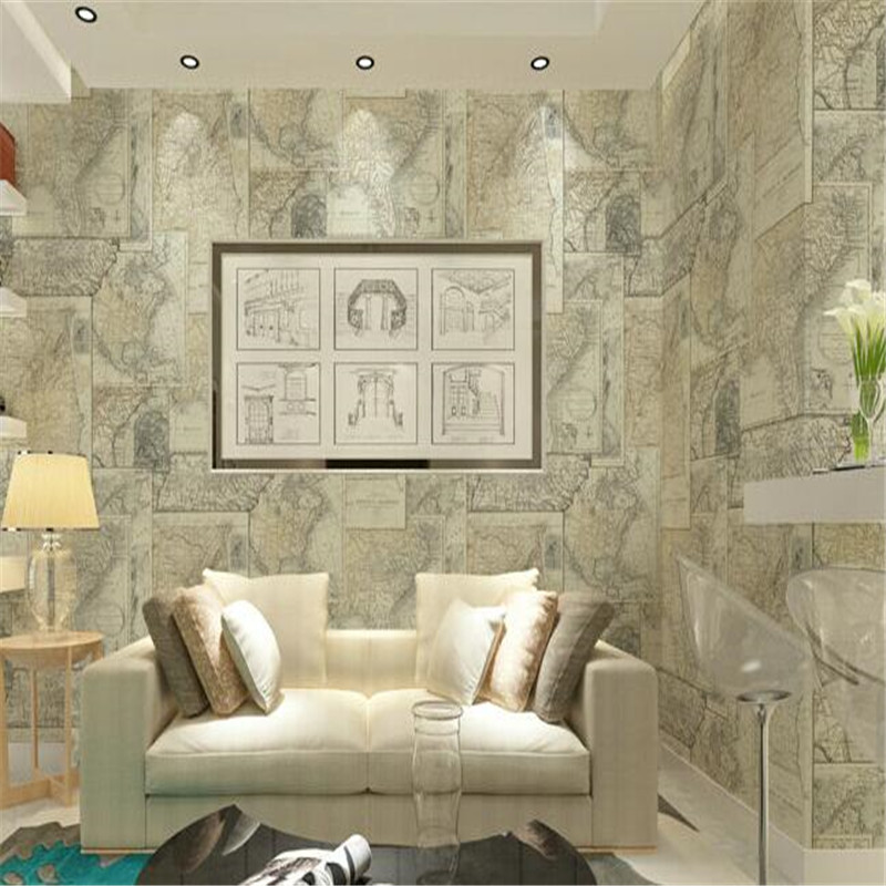 Online buy wholesale wallpaper modern art from china for Living room paper