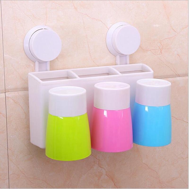 2017 plastic bathroom set high quality bathroom products three piece ...
