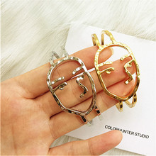 2017 best-selling bracelets womens fashion and individuality bangle bracelet Restoring ancient ways is exaggerated