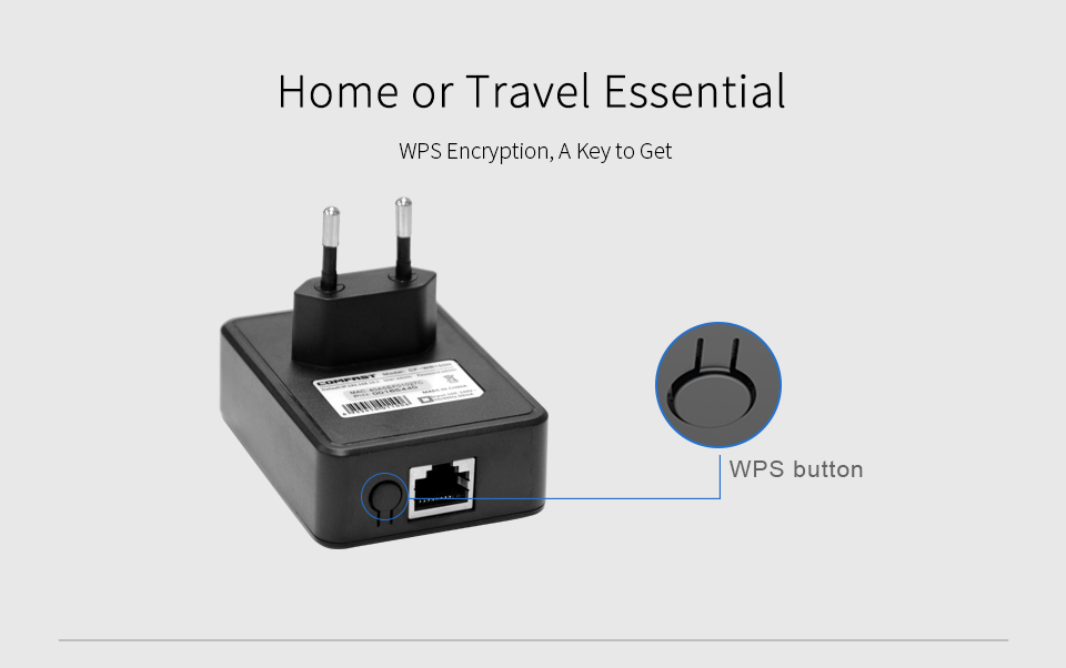 Image 4 - Comfast Wireless Router Repeater Range Extender Wi fi Repeater 300mbps Portable Router Wifi Signal Repeater Wifi Signal Booster-in Wireless Routers from Computer & Office