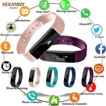 2019 Smart Bracelet Step Counter Fitness SmartBand Alarm Clock Vibration Wristband pk ID107 fit bit miband2 Watch Heart M2 Y5