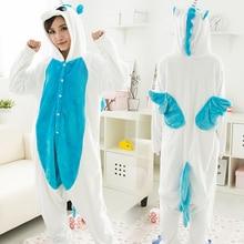 Animal Onesie Kigurumi Costume High Quality Pajama Women Men Adult Sleep Overalls Unicorn Bear Carnival Party Suit  A07106