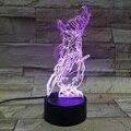 USB Night Light 3D Luminaria Led Bedside lamp Veilleuses Pour Enfants 5V 3W Lampe Enfant Kids Decorative Lamps Enfant Lampy