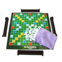 Scrabble Original English Version Puzzles Board Game For Kids Toy Family Dinner Party Games Children Fun