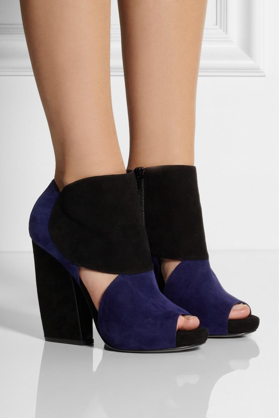 Popular Navy Blue Heels-Buy Cheap Navy Blue Heels lots ...
