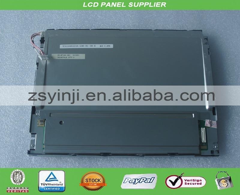 TCG104VG2AA-G00 10.4 TFT-LCD PanelTCG104VG2AA-G00 10.4 TFT-LCD Panel