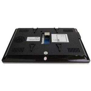 Image 4 - Visiophone avec écran tactile de 7 pouces 720P, interphone vidéo avec écran tactile de 7 pouces, Kit denregistrement de porte, clavier avec caméra RFID, moniteur à distance, livraison gratuite