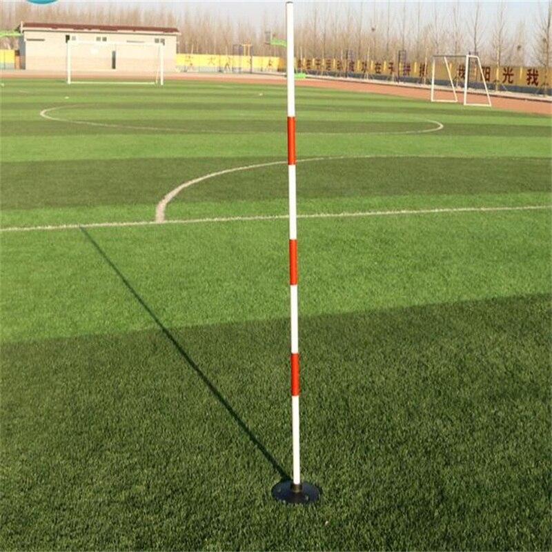 5 шт./компл. 120 см Футбол training знак палка для вождения автомобиля тренировочные стержень школа тест вертикальный стержень - 3