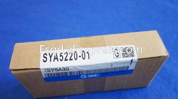 SYA5520-01 nouvelle soupape de commande d'air SMC d'origine