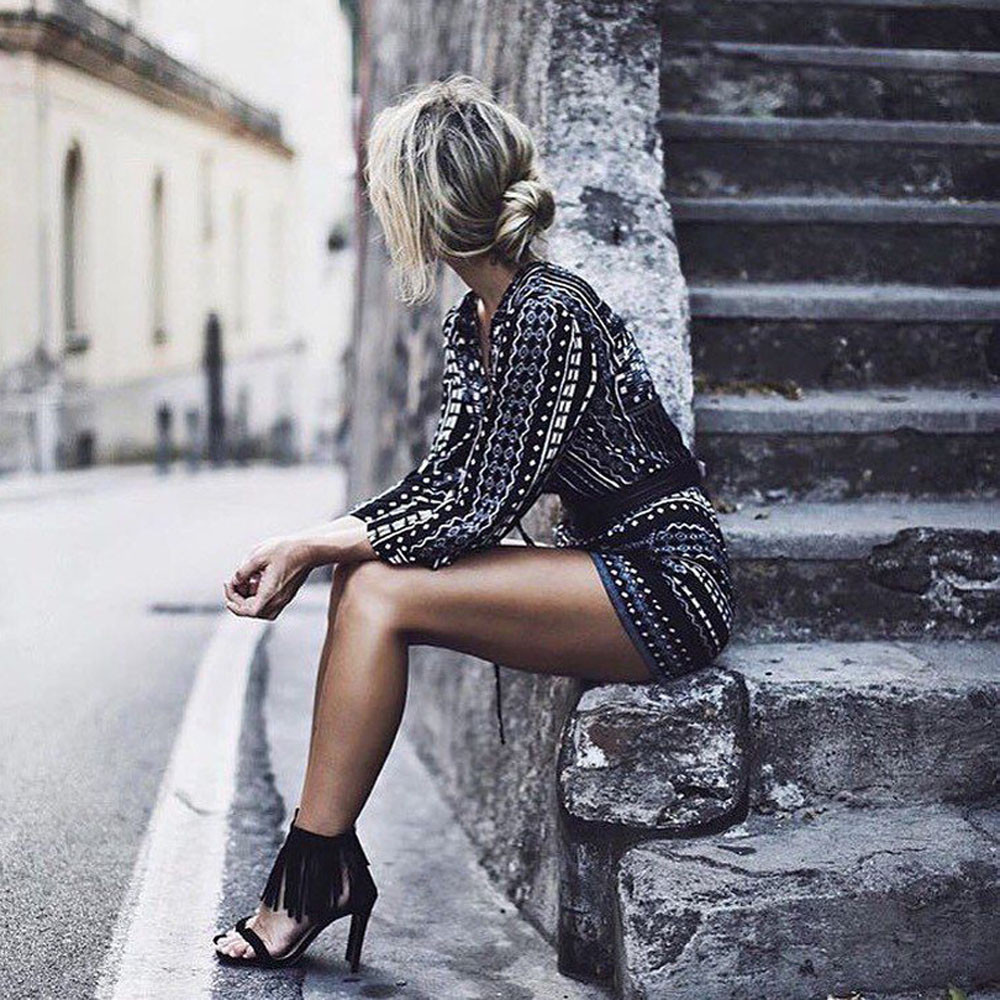 Women Elegant Short Overalls Fashion Clothes
