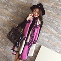 QYS013 2016 new double plain simple warm scarf Pashmina Cashmere female Imitation cashmere shawl/Thickened long scarves/2color