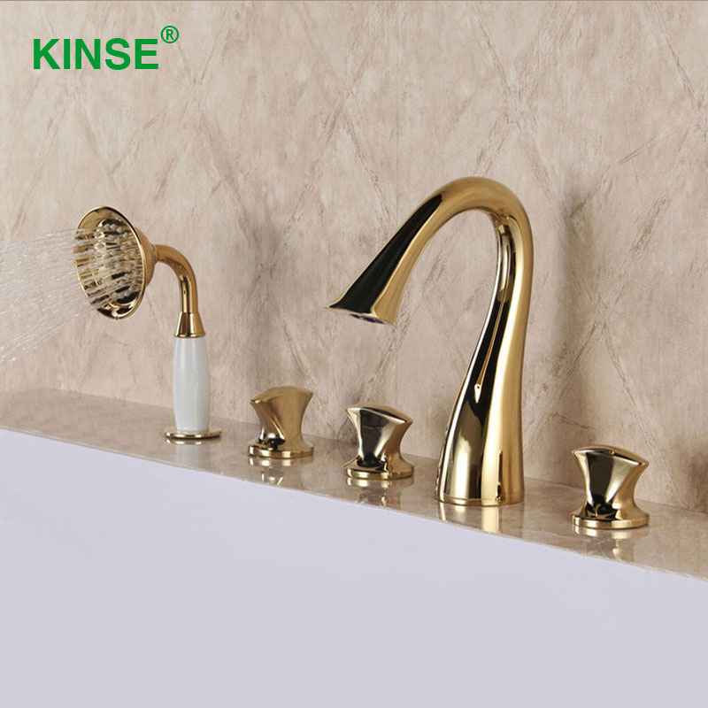 Bathroom Faucets Gold Finish online get cheap gold bath faucets -aliexpress | alibaba group