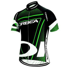 Pro Team orbea Men Cycling Jersey Short Sleeve Shirts 2017 MTB bike clothes Ropa Ciclismo hombre Sportwear china cheap Wear G12