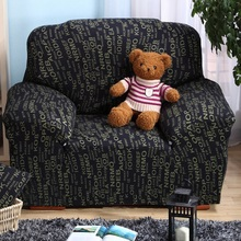 Abrigo lleno funda de sofá 1 unidades Universal Funda Con elástico 1/2/3/4-asiento de Sofá Sofá Cubierta decoraciones