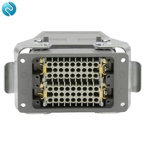 Image 5 - 50 コア長方形ヘビーデューティコネクタ HDC HDD 050 コールドプラグ工業用防水プラグソケット 10A