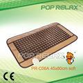 Korea quality NUGA CERAGEM new health turmalin tourmaline thermal heating mat PR-C06A  45x80cm soft POP RELAX manufacturer