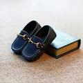 2016 primavera shoes mocassins de sola macia 1-3 anos de idade único shoes baby boy crianças shoes pu leather shoes