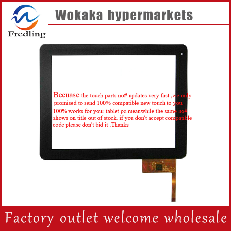 Original touch screen Digitizer 9.7 inch Perfeo 9716-RT 9716RT Tablet Touch panel Glass Sensor Replacement FreeShipping touch screen