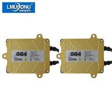 LMUSONU 1 пара высокого качества GQ4 AC 12 V 55 W CANBUS HID ксеноновый балласт автомобильный цифровой CANBUS HID балласт