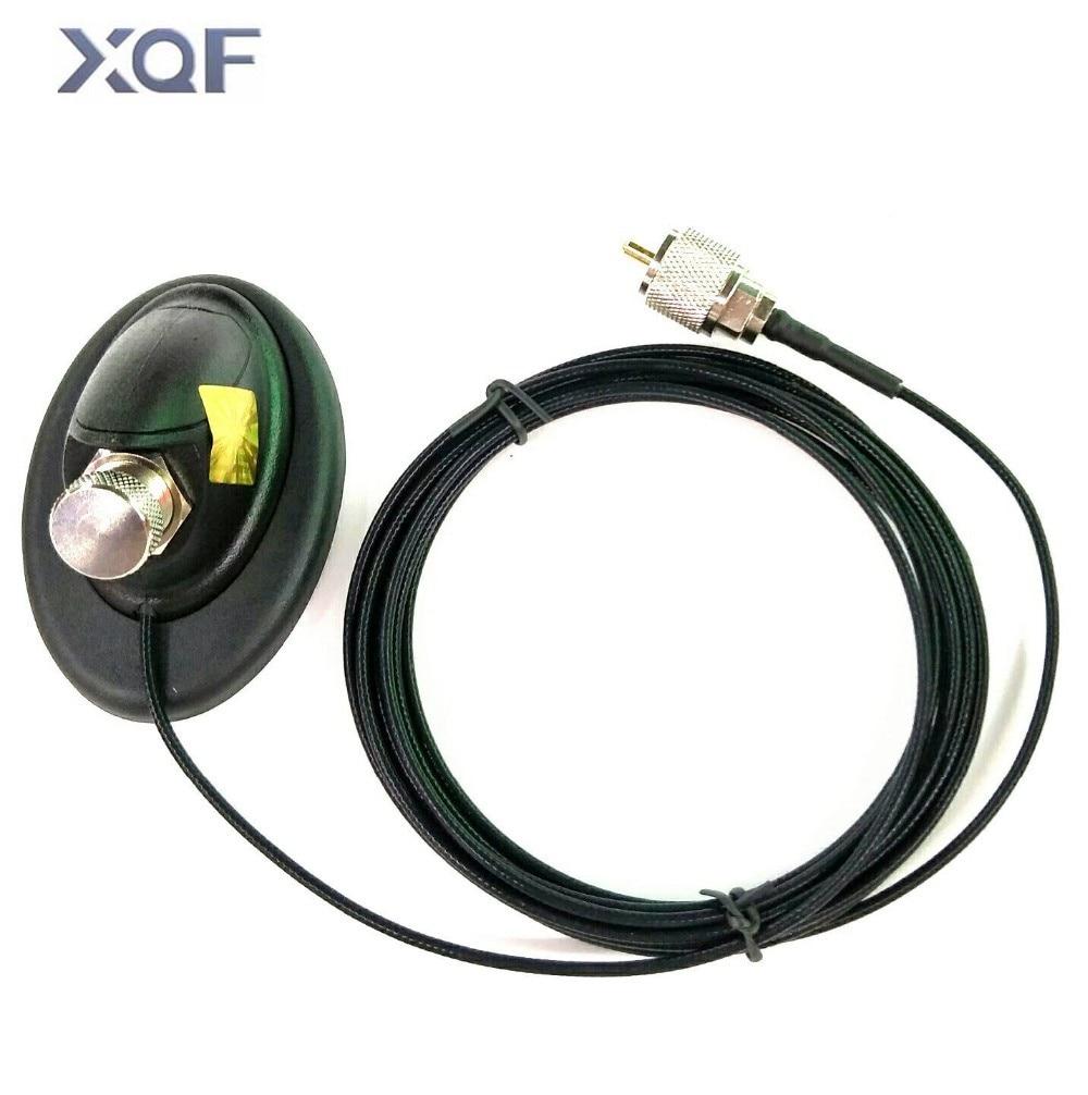 Original K 303B Diameter 1.5 Big Vacuum Magnet 9 CM Base + 5M Teflon Line Vacuum Suction Cups Car Vehilce Radio