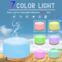 Remote Control Creative Aromatherapy Humidifier Large Capacity Grain Fragrance Machine Ultrasonic Quiet Environment