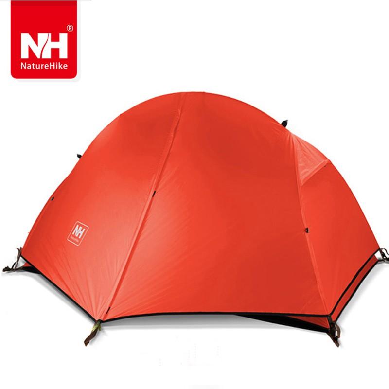 NATUREHIKE-ultra-léger-tente-1-personne-extérieure-camping-Tente-trekking-randonnée-étanche-tentes-touristiques-Simples-carpas