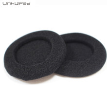 100 pack 50mm / 2 Foam Earphone Ear Pad Earpad Headphone Covers