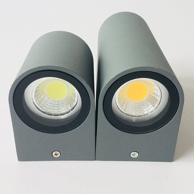 AC85-265V 3W/6W COB LED Wall lamp IP54 Waterproof Lighting Modern Minimalist Indoor Outdoor Porch Garden Light