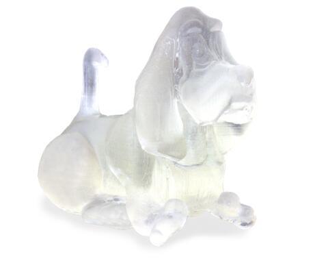3D printing service voor transparante lichtgevoelige hars door SLA technologie additief productie, Item No. ST020 - 4