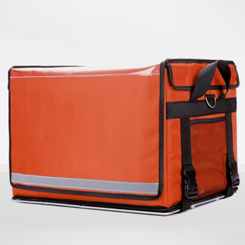 Grand sac à coffre de voiture de 62 L, sac de coffre de voiture, isolation des familles de réfrigérateur, sac à lunch étanche valiz, sac à lunch chaud, boîte de rangement - 3
