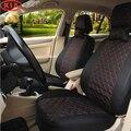 2 asiento delantero Universal cubierta de asiento de coche para Kia Cerato Sportage KIA K2K3K5 Optima Maxima carnaval coche cojines de coches accesorios
