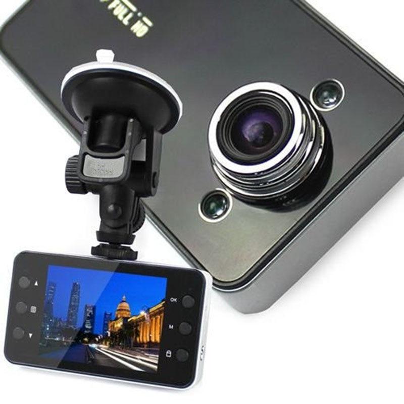 2.7 Inch Dash Camera Car DVR Full HD 1080P 170 Degree Angle High-speed Car Driving Recorder Dash Camera Car DVR Night Vision