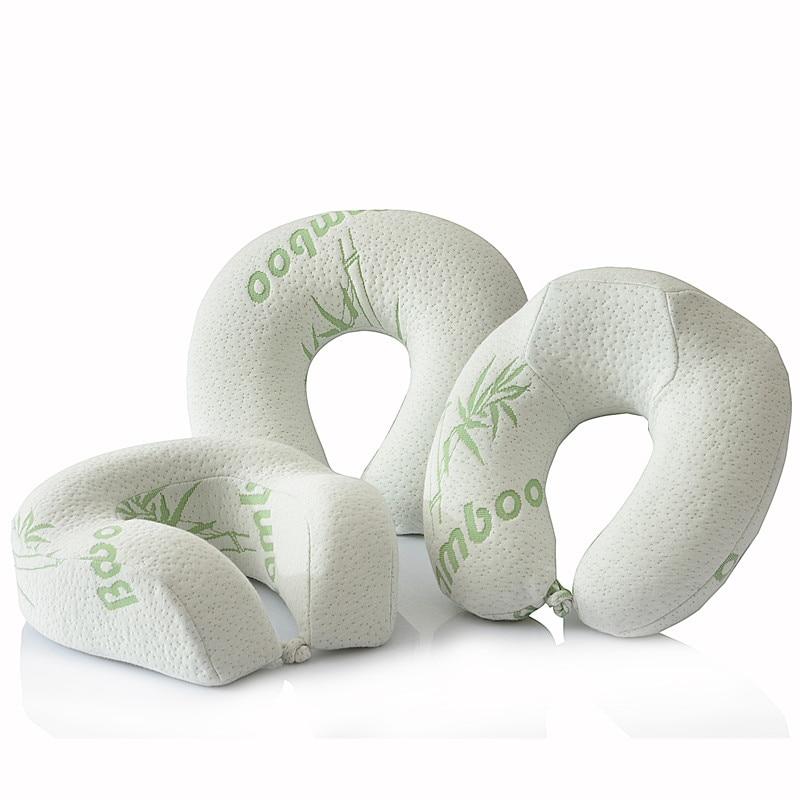 Bamboo Neck Pillow