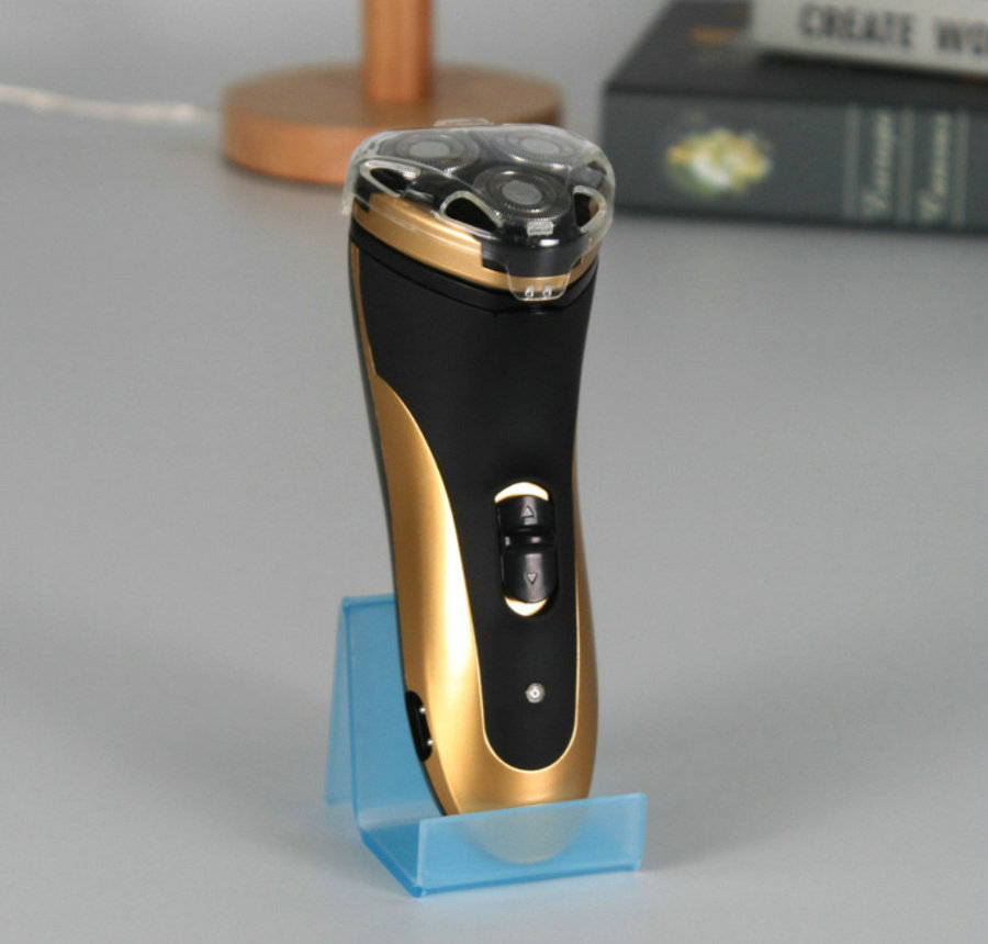 Hot Sell Electric Shaver For Man 220v Portable Razor 3D Professional Shaver With LED Hair Trimmer Rechargeable Razor