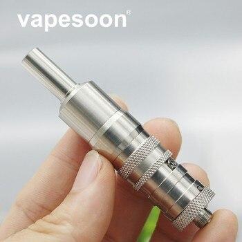 Vapesoon – atomiseur FEV Mini Style RTA bricolage constructible, 17mm de diamètre pour cigarette électronique 510 filetage