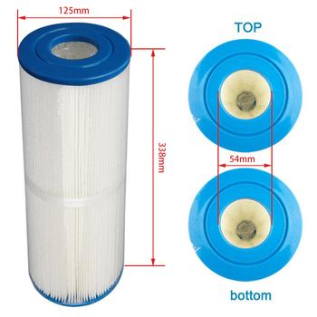 Wanna z hydromasażem filtr nabojowy i spa filtr C-4326 Filbur FC-2375 dla Winer spa akceptowalnych sposobów spełnienia wymagań spa Monalisa Jnj J amp J MEXDA S amp G spa angesi tanie i dobre opinie Wanny SerRickDon Cartridge Cartridge filter 338x125mm