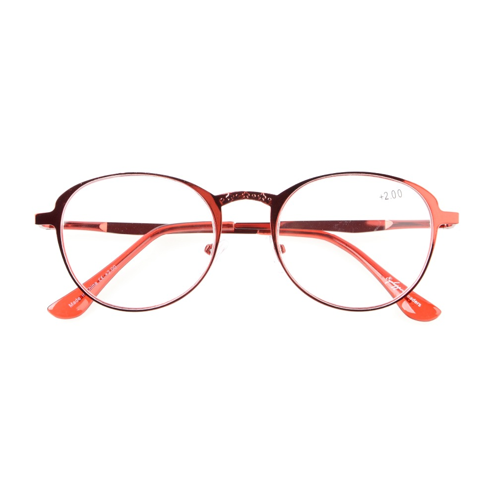 af9c857b7d R15063 Eyekepper Readers Quality Spring Hings Large Round Reading glasses  +0.5 0.75 1.0 1.25 1.5 1.75 2.0 2.25 2.5 2.75 3 3.5 4-in Reading Glasses  from ...