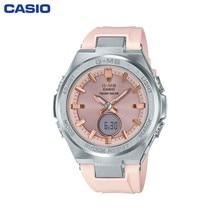 Наручные часы Casio MSG-S200-4AER женские кварцевые на пластиковом ремешке