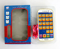 Arabic Languge Toy phone Learning Machine with 18 section of the Koran,Muslim Kids   Educational toys with Light ,3 colors mixed