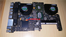820-2915-A Logic board for MacBook Pro 15.4n A1286 LAPTOP MOTHERBOARD WITH SR00W 100% TESED OK