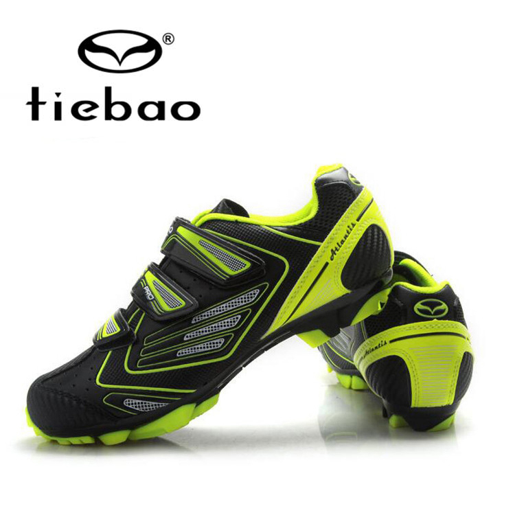 Tiebao MTB Cycling Shoes Men Self-Locking Bicycle Bike Shoes Racing Athletic Cycling Shoes Zapatillas Ciclismo tiebao professional bike cycling shoes unisex mtb mountain racing shoes waterproof athletic self locking zapatillas de ciclismo