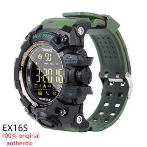 Image 1 - Amynikeer ex16s relógio inteligente novos esportes bluetooth pulseira inteligente ip67 à prova dip67 água pedômetro cronômetro alarme tempo de espera longa banda