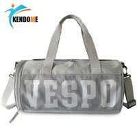 Outdoor Hot Men Sports Gym Bags New Wet Dry Separation Mesh Yoga Women Travel Handbag Training Duffle Bag