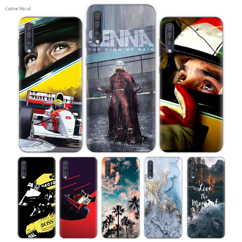 transpatrent-silicone-case-for-samsung-galaxy-a50-a70-a30-m30-m20-a10-a20-a40-m20-cover-phone-ayrton-font-b-senna-b-font