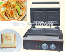 Hot Sale 110v 220V Electric Commercial Use Sandwich Toaster Maker Grill